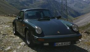 Gestolen Porsche 911 SC ('80)
