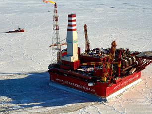 Моря Северного Ледовитого океана