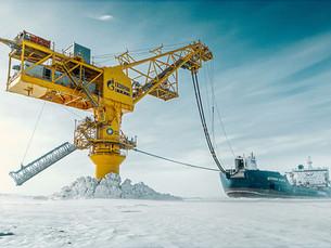 Добыча нефти и газа в России