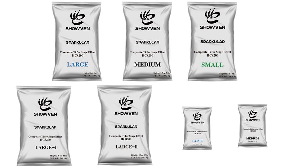 HC8200 Composite Powder