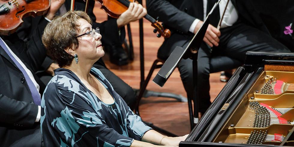 Presencial | Concerto Especial – Linda Bustani 70 anos