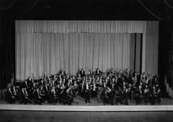 Anos 50 - 1952 - Foto oficial com Eleazar