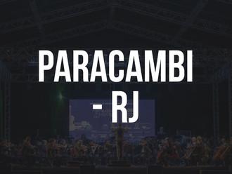 PARACAMBI - RJ