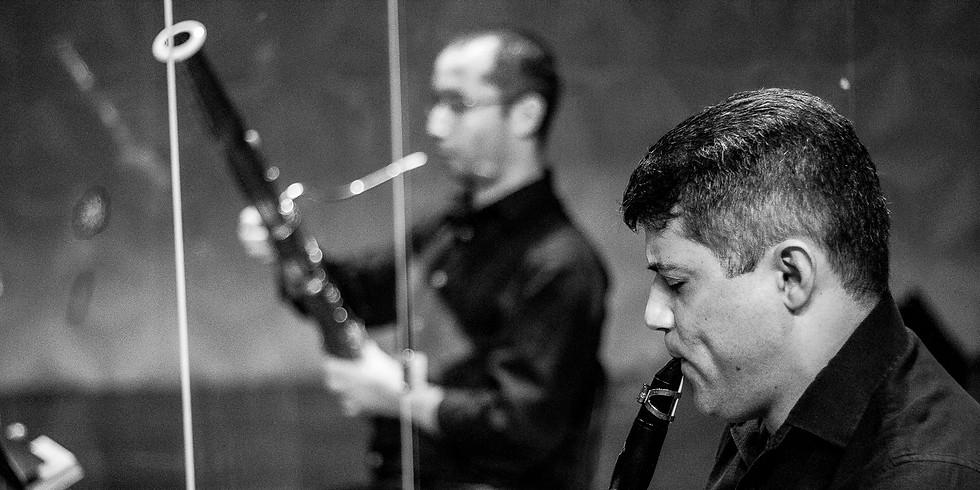 Quinteto de Sopros – Série Romântica Brasileira IV