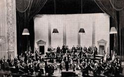 Anos 40 - 1942 - Foto oficial com Szenkar