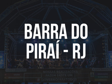 BARRA DO PIRAÍ - RJ