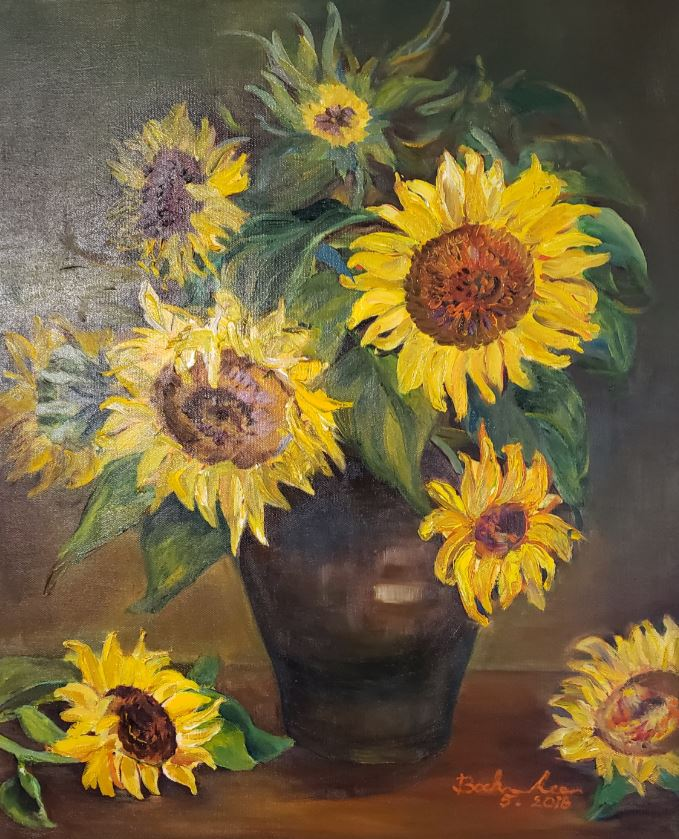 Sunflower 1_Bockhee Lee