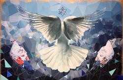 Radiance of  Glory_Hebrews 1_3_36x24 mix