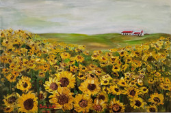 Sunflower 2_Bockhee Lee