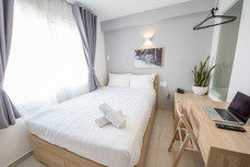 Single room for solo travellers