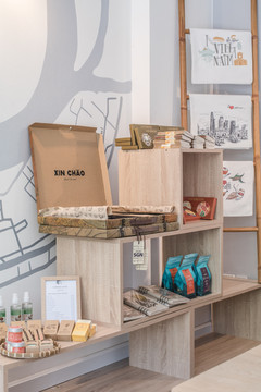 Mini gift shop