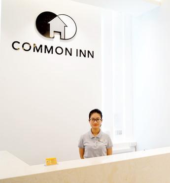 Reception - COMMON INN Ben Thanh