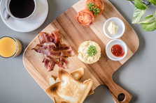 Bacon & Egg - your way!