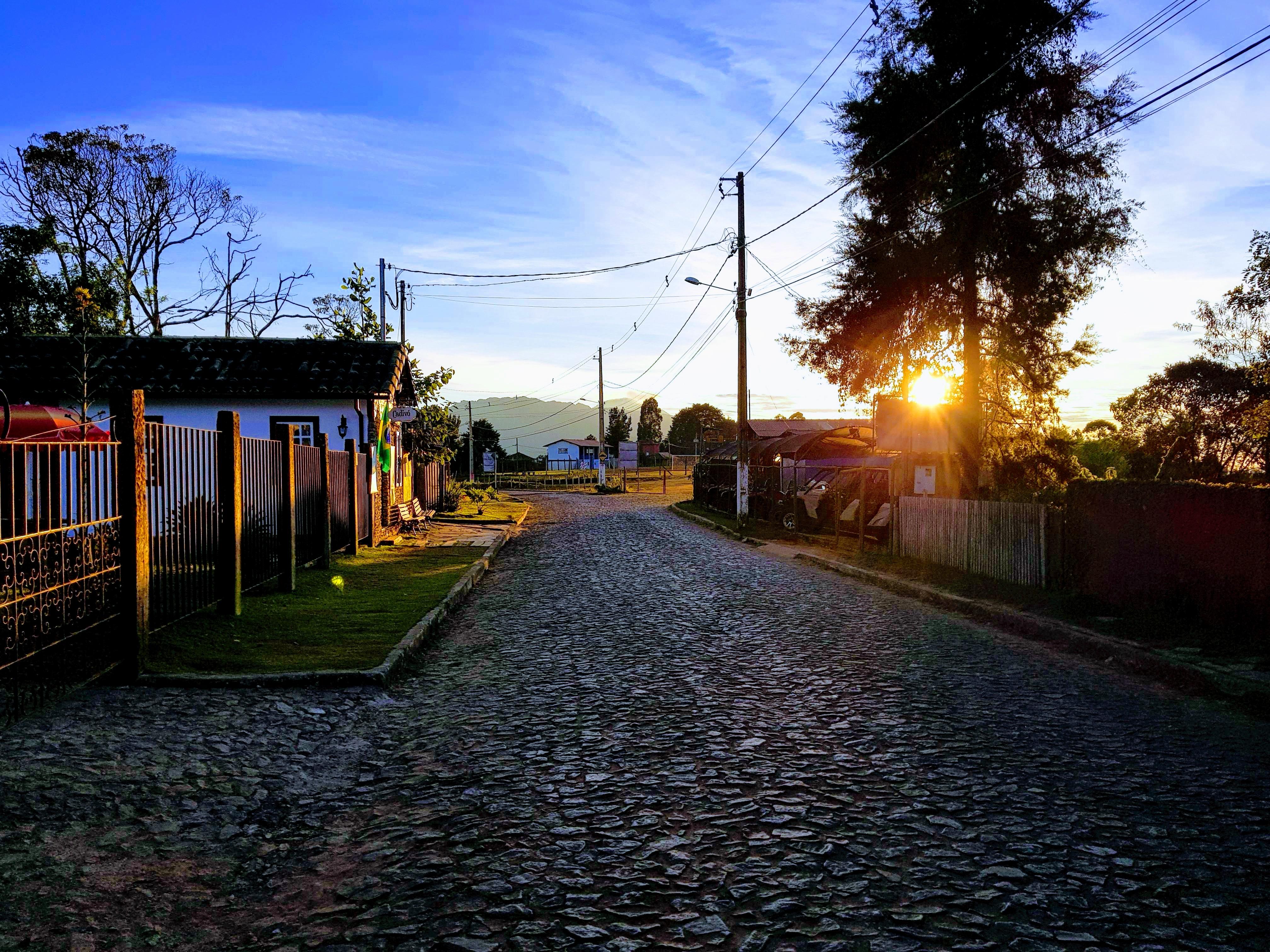 Rua da Pousada