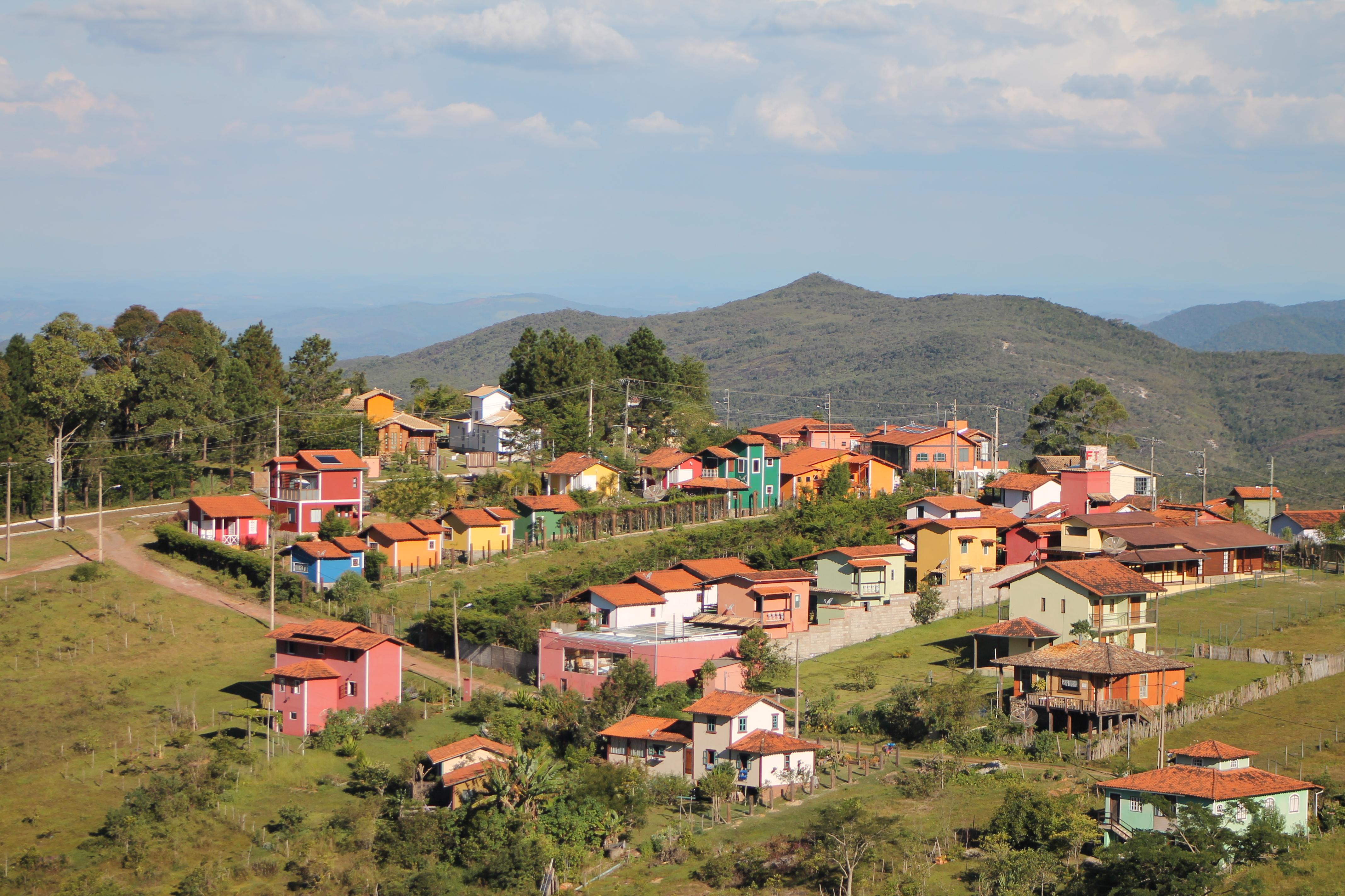 Vista da localidade