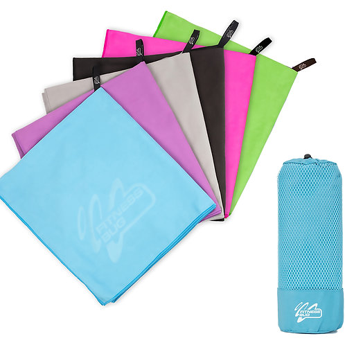 Microfibre Towels Travel Camping Sports Gym XL