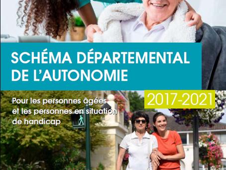 Le Schéma Départemental de l'Autonomie