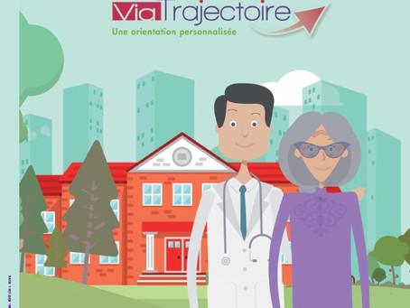 Trouver votre maison de retraite avec ViaTrajectoire