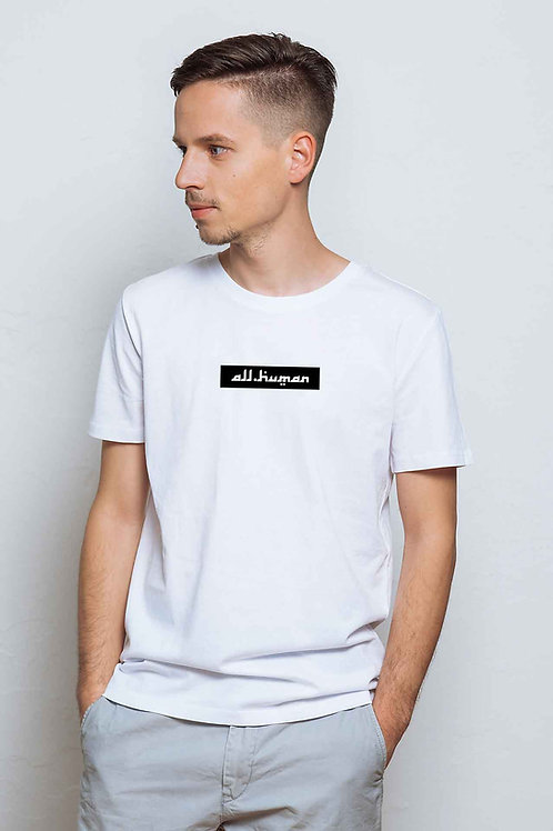 Oriental White Shirt