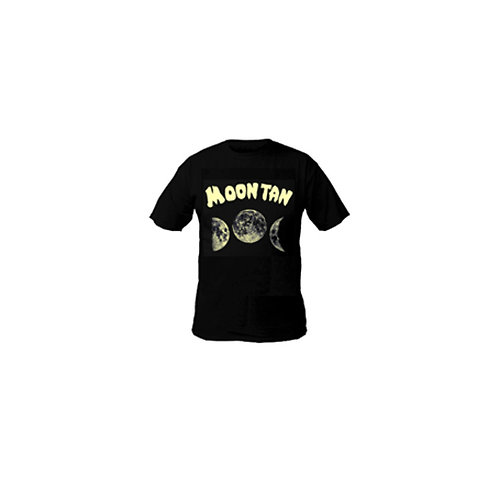Glow in the Dark Moon Phases T-Shirt