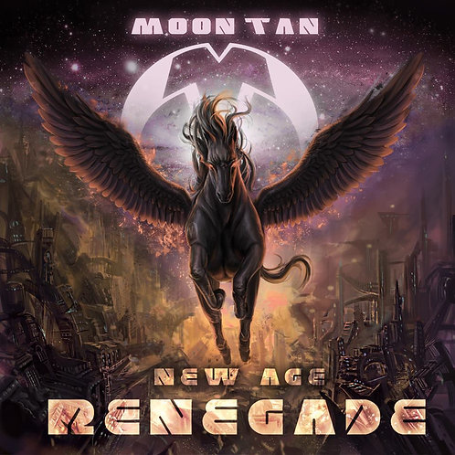 New Age Renegade CD