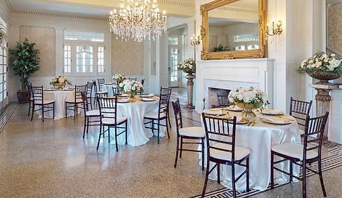 The Manor Banquet Area