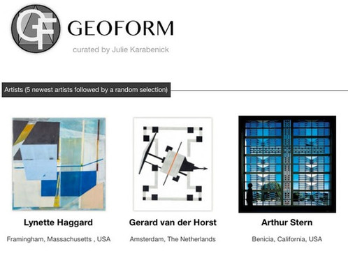 2016 Curated into Geoform!