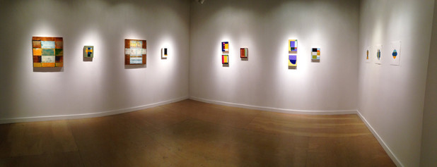 2015 Solo Show at R&F Gallery