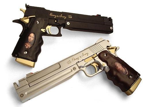 Flintlock Workshop Devil May Cry Dante's Pistols: Ebony & Ivory, GBB Pistols Set