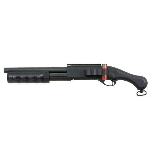 CYMA CM357A M870 Spring Powered Shotgun Saw Off Black