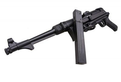 AGM MP40 Metal Frame SMG AEG Black