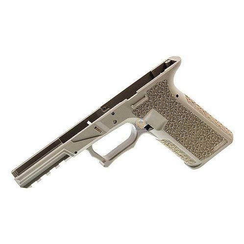 JDG Polymer80 P80 Frame for Glock 17 TAN
