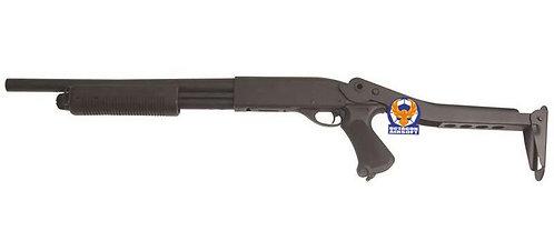 A&K M870 3 Rounds Burst Air Cocking Shotgun SXR-003