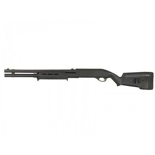 CYMA CM355LM M870 MP Style Spring Powered Shotgun Black