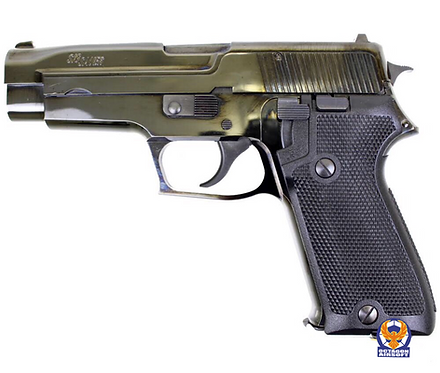 TANAKA WORKS SIG P220 Early Steel Finish Version