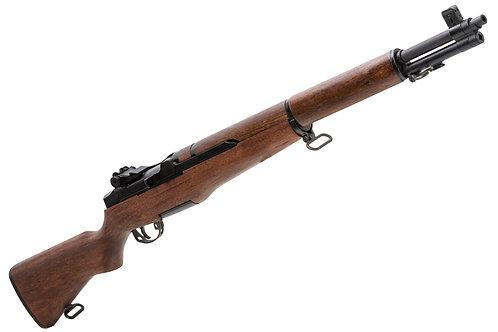 A&K Real Wood M1 Garand Full Auto AEG Rifle Black
