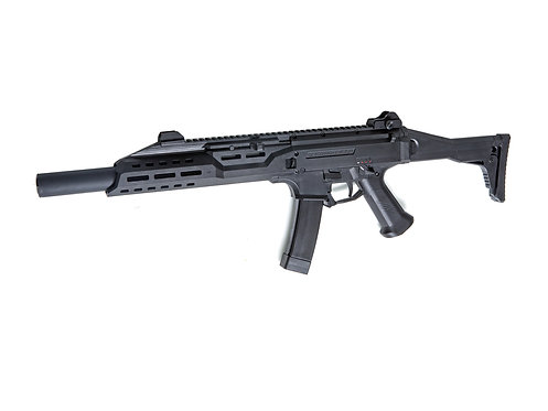 ASG CZ Scorpion EVO3A1 Carbine AEG (Black)