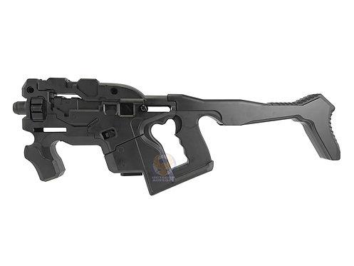 Avatar Hornet M25 ABS Kit W/O Stock For G17/G18 GBB/AEP Pistols Black