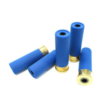 Maruzen Gas Shotguns Shot-shells (5pcs Set) Blue For M870/M1100