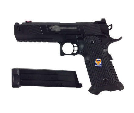 ARMY R501 High Capacity 5.1 Cost Style GBB Pistol with Full Marking Custom