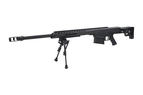 Snow Wolf Metal M98 Sniper Rifle AEG Black (Not Include Scope & Mount)