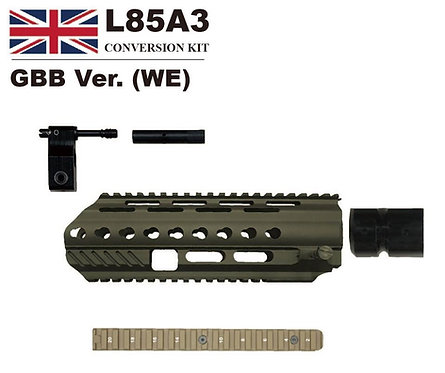 Angry Gun L85A3 Conversion Kit For WE GBB Rifle