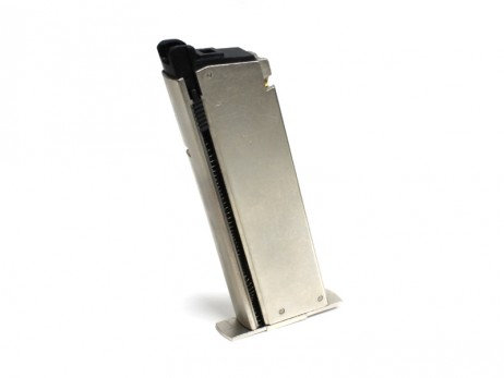 Marushin Automag 6MM GBB Magazine Silver