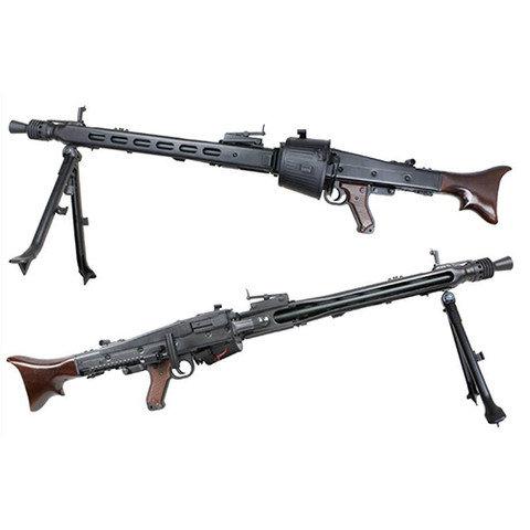 S&T Metal MG42 General Purpose Machine Gun AEG Black