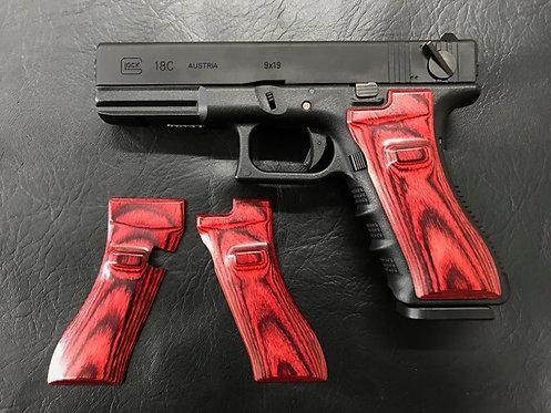 PANDORA ARMS CNC Wood Grip For Tokyo Marui Glock Gen 3 GBB
