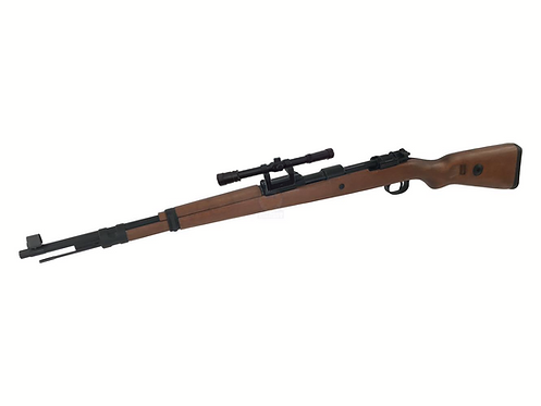 PPS Kar98K Gas Bolt Action Rifle Real Wood with Scope Version