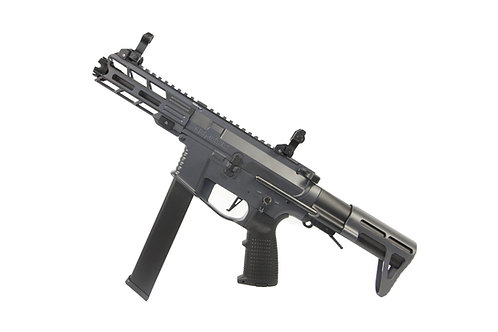 Classic Army Nemesis X9 9MM SMG Style Airsoft AEG.CA119M GREY