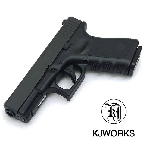 KJW G19 GBB Pistoil Heavy Weight Version (Impact Resistance of ABS)