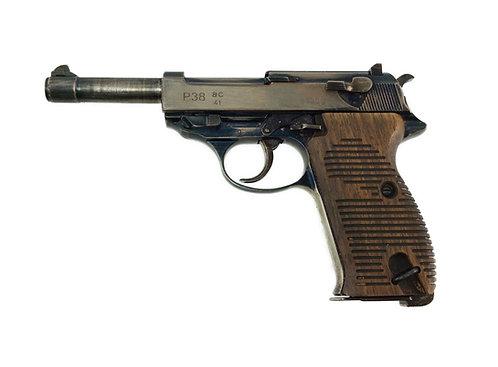 WE P38 GBB Pistol A (ABS Grip)