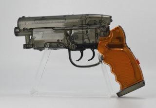 Fullcock Blade Runner Blaster Water Gun Takagi Type M2019 Transparent Black
